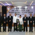 KPU Tetapkan Presiden Terpilih