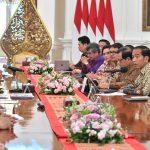 Presiden Minta Apindo dan Hippindo Sampaikan Masukan Terkait Terobosan Ekonomi