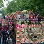 Presiden Jadi Peserta Pawai Pesta Kesenian Bali 2019