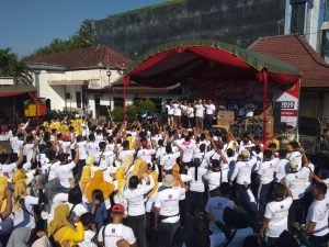 Polres Kediri Kota Ajak Warga Komitmen Tolak Kerusuhan
