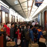 Posko Angkutan Lebaran 2019 PT KAI Daop 8 Berjalan Lancar