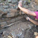 Struktur Batu Kuno Peninggalan Kerajaan Ditemukan di Kediri