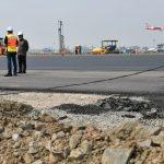 Presiden Tinjau Proyek Runway Ketiga Bandara Soetta