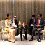 Presiden Angkat Isu Rakhine State di Retreat KTT ASEAN