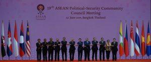 Menko Polhukam Sampaikan 7 Poin Penting Dalan APSC di Thailand