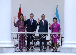 Presiden Ingin Indonesia dan Argentina Perkuat Kerjasama di Tiga Bidang