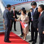 Presiden Tiba di Osaka Hadiri KTT G20
