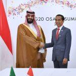 Presiden Bahas Kerjasama Energi Saat Bertemu Pangeran Saudi