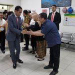 Presiden Jenguk Wali Kota Surabaya Tri Rismaharini