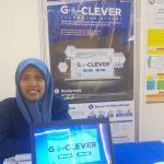 GO CLEVER, Inovasi Mahasiswa UNAIR Mudahkan Deteksi Kualitas Air Sungai