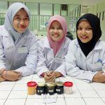 Salep Ekstrak Daun Ketapang Inovasi Tiga Mahasiswa UNAIR, Sembuhkan Luka Diabetes