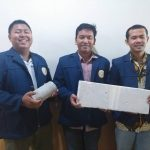 Tiga Mahasiswa UNAIR Manfaatkan Kappaphycus Alvarezii Sebagai Material Bata Ringan