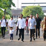 Presiden Bersilaturahmi dengan Masyarakat Yogyakarta