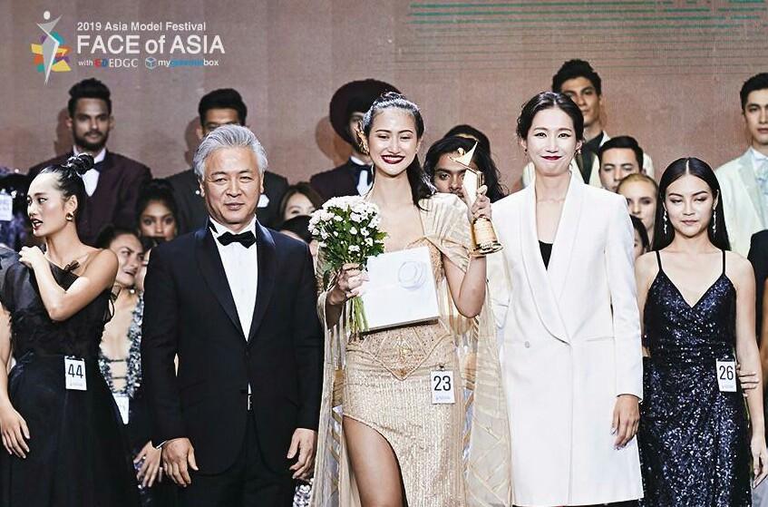 Mahasiswa UNAIR Raih GrandPrize Winner di Face of Asia 2019