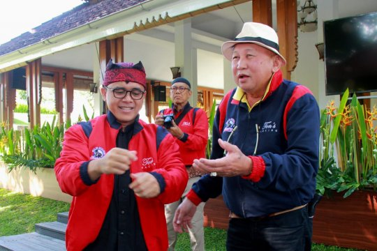 Tinton Soeprapto Tertarik Buat Sirkuit Balap di Banyuwangi