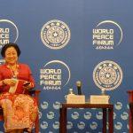 Megawati Ingatkan Kembali Gagasan Bung Karno tentang Perdamaian Dunia