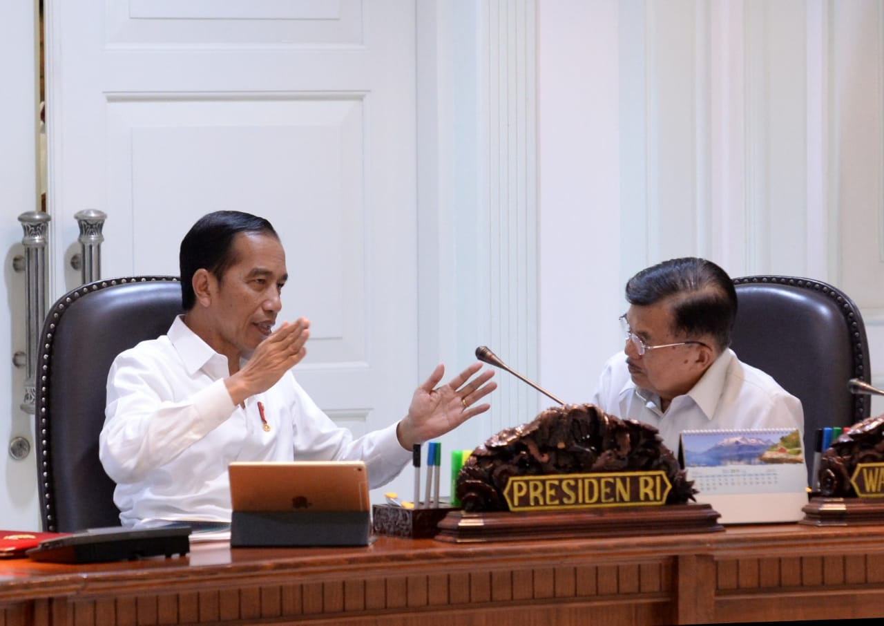 Presiden Beri Arahan soal Penyusunan Pagu Indikatif RAPBN 2020