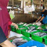 Cuaca Ekstrim, Pasokan Ikan Laut Tersendat dan Harga Naik Signifikan