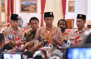 Presiden Akan Kawal Implementasi Rencana Pengembangan Blok Masela