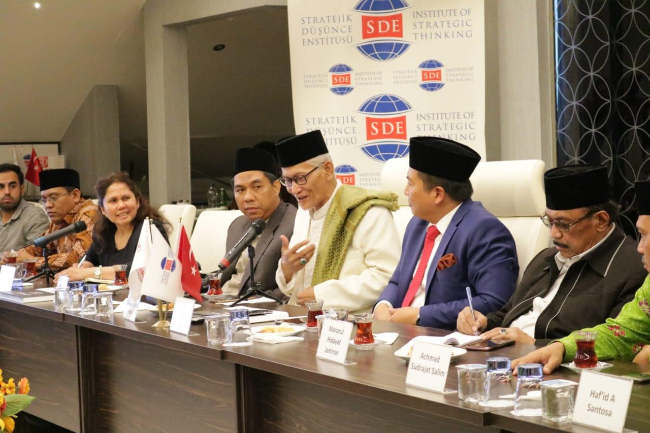 NU Promosikan Nilai Islam, Pluralisme dan Demokrasi di Turki