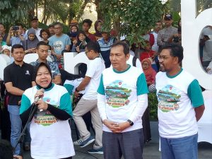 Bus KPK Hadir di CFD Surabaya