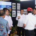 Presiden Tinjau Rencana Perluasan Bandara Sam Ratulangi