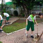 Cara SMA Santa Maria Tumbuhkan Nilai Kepedulian Lingkungan