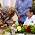 Presiden Gelar Ratas Percepat Pembangunan di Jawa Tengah
