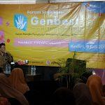 Kemkominfo Sosialisasikan Pencegahan Stunting pada Generasi Milenial di Kediri
