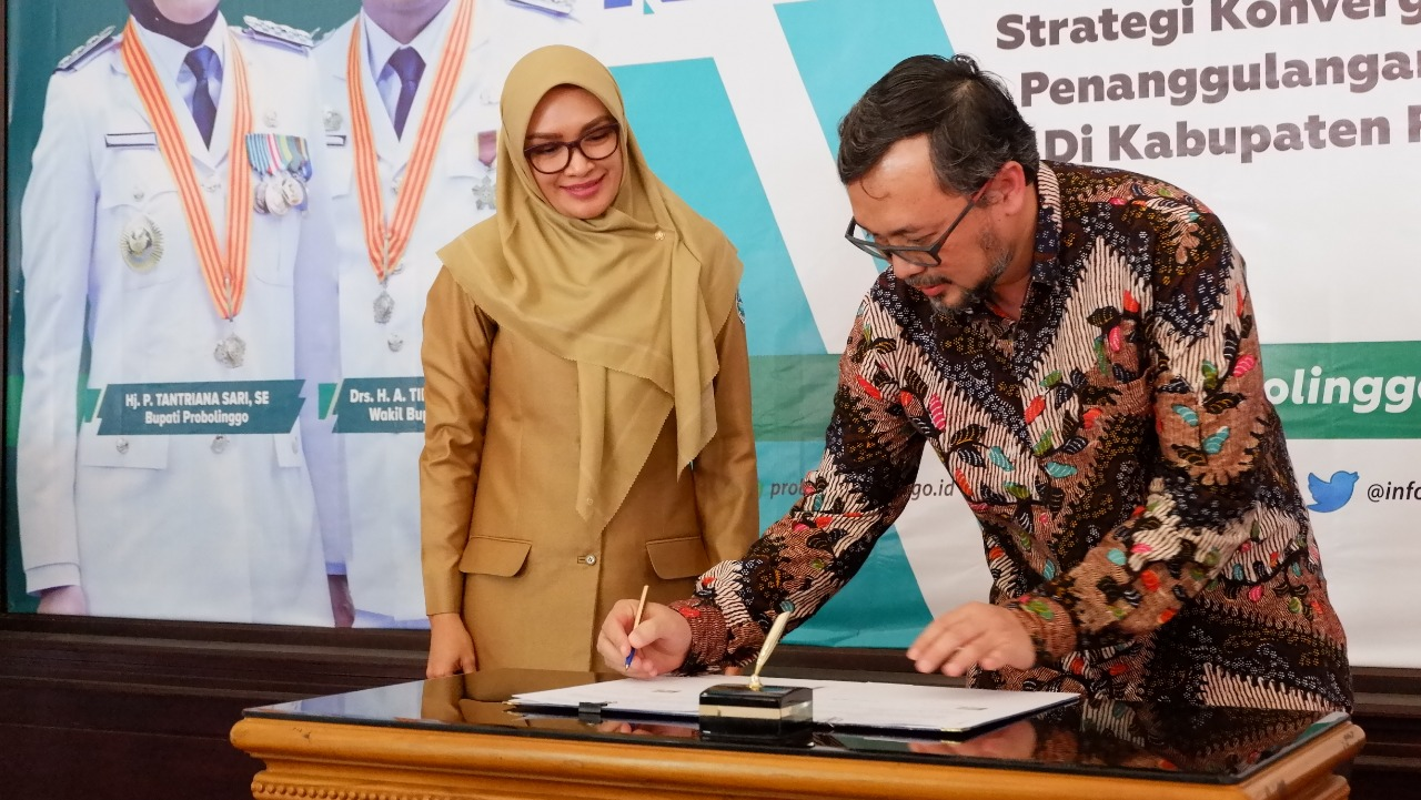 Tangani Stunting, FKM UNAIR Jalin Kerjasama dengan Pemkab Probolinggo