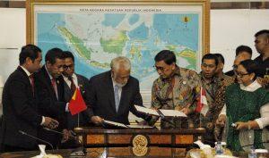 RI – Timor Leste Sepakat Selesaikan Batas Darat Two Unresolved Segment