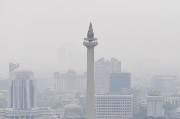 Fakta Akan Gugat Gubernur DKI Terkait Polusi Udara