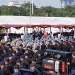 5 Instruksi Presiden dalam Upacara HUT 73 Bhayangkara
