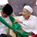 Presiden Sampaikan Dukacita Atas Berpulangnya K.H. Maimun Zubair