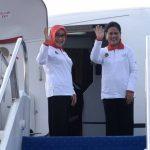 Agenda Kunjungan Kerja Ibu Negara di Batam