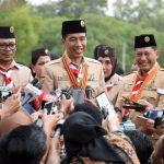 Penyusunan Kabinet Hak Prerogatif Presiden