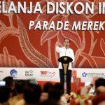 Presiden Ingin Merek Lokal Kuasai Pasar Domestik dan Internasional