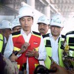 Presiden Tinjau Bandara Internasional Yogyakarta