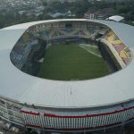 Pembangunan Stadion Manahan Solo Rampung 96 Persen