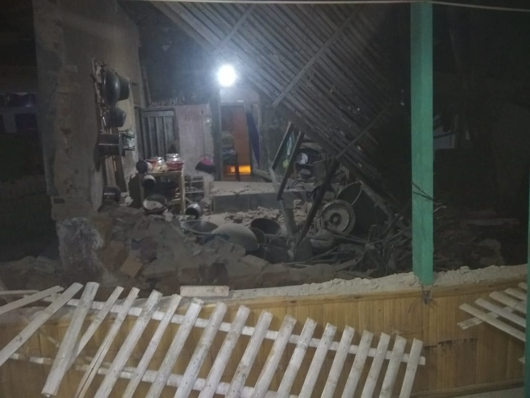 Total Kerusakan dan Korban Jiwa Akibat Gempa Banten