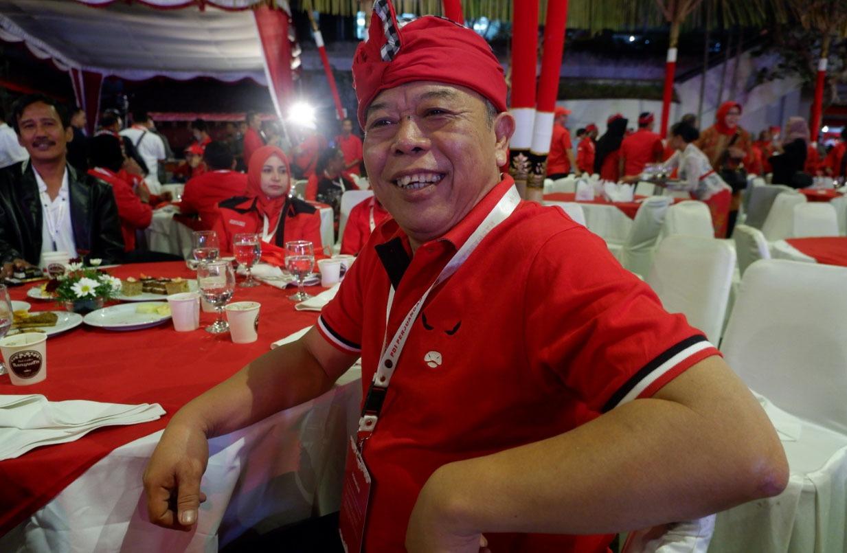 Rapat Paripurna Tetapkan Kusnadi Sebagai Ketua DPRD Jatim