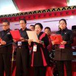 Megawati Lantik Pengurus DPP, Ada Nama Risma