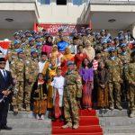 Pasukan UNIFIL Semarakkan Peringatan HUT RI di KBRI Ankara