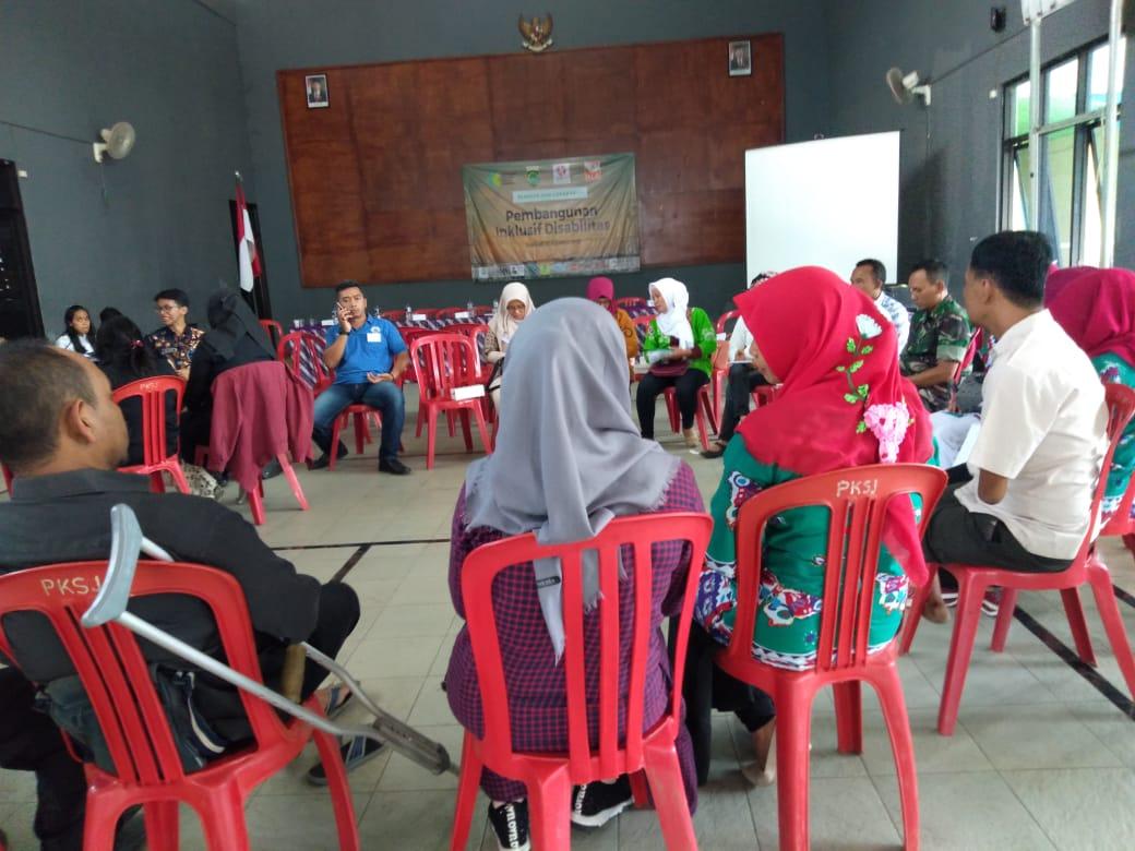 Linksos Akan Gelar Sarasehan Pengembangan Potensi Pemuda Difabel