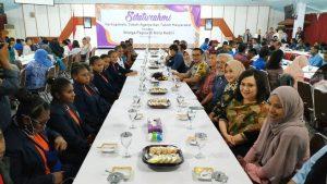Silaturahmi Forkopimda dan Masyarakat Papua di Kediri