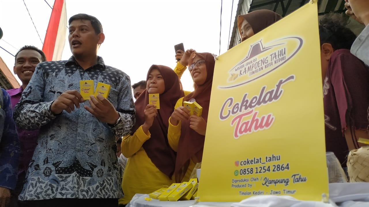 Inovasi Cokelat Tahu