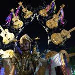 Ribuan Pelaku Seni Meriahkan Kediri Nite Carnival