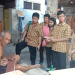 Tanamkan Rasa Kepekaan dan Analisis Sosial di Kampung Pecinan