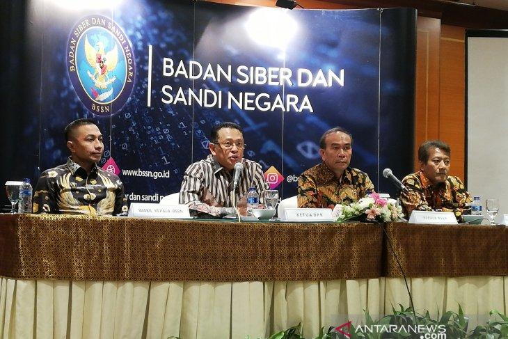 BSSN Jaring Masukan untuk RUU Keamanan dan Ketahanan Siber