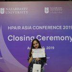 Mahasiswi Unair Raih Juara II Konferensi di Harvard University